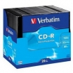 KOMPAKTDISKS VERBATIM CD-R 700Mb/80min 52x Extra Protection (VER43347)