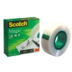 LĪMLENTE SCOTCH MAGIC TAPE 810 19mm x 33m (3M11257)